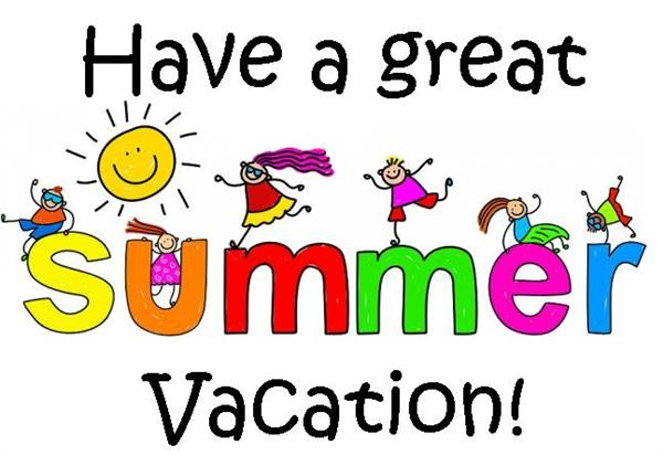 Have A Great Summer! The 2018-2019 School Year begins on August 22nd