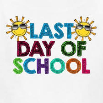 The last day for Culbertson School will be May 30th. Students will be dismissed at Noon. Have a great summer!