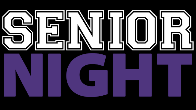 Senior Night! Oct 12 for Football & Cross Country  Oct 24 for Volleyball