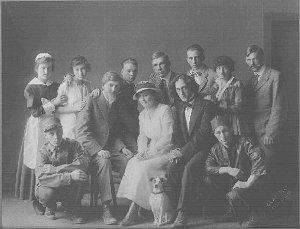 1916 Class Play