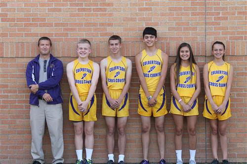Culbertson Cross Country 2017