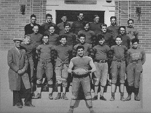 1933 Football Team